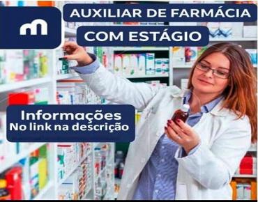 MEGA PROMOÇÃO MICROLINS PARNAÍBA. CURSO DE FARMÁCIA COM ESTÁGIO GARANTIDO. ACESSE O LINK NA IMAGEM