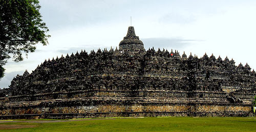 Harga Tiket Masuk Candi Borobudur Terbaru 2013