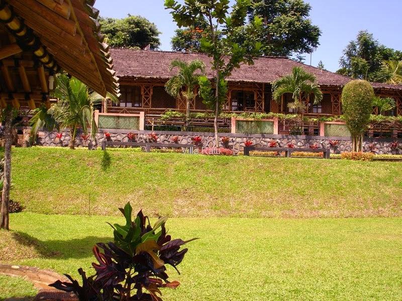 Tempat Outbound Villa Ratu, Bogor