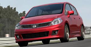 Nissan Versa Accessories 2009
