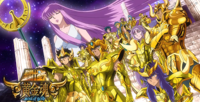 Saint Seiya Soul Of Gold Episodio Numero 5