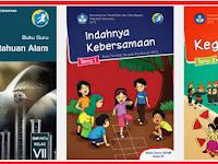 Download Buku Siswa Kurikulum 2013 Edisi Revisi 2014 Kelas 1, 2, 4, 5