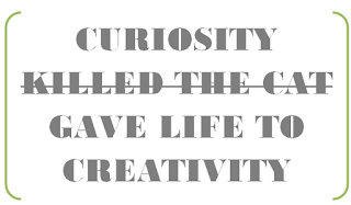 Creativity Gave life to creativity