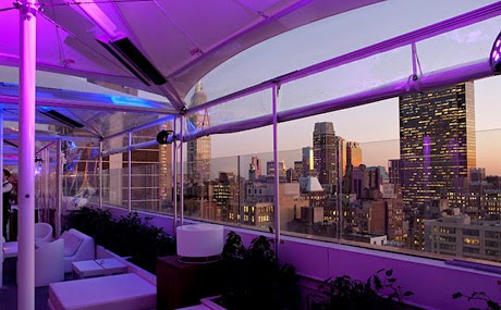 Bar Sky Room Nova York