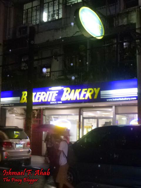 Bakerite Manila