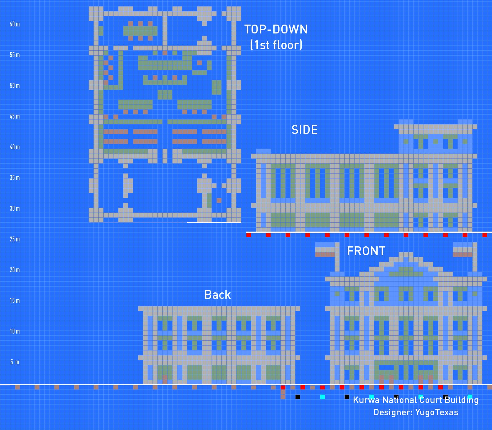 Splash boom minecraft planos de casas for Casas minecraft planos
