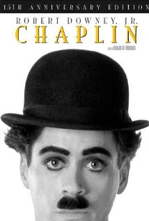 capa Download – Chaplin – DVDRip AVI Dual Áudio