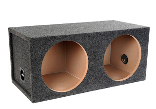 how to fix a rattling subwoofer box