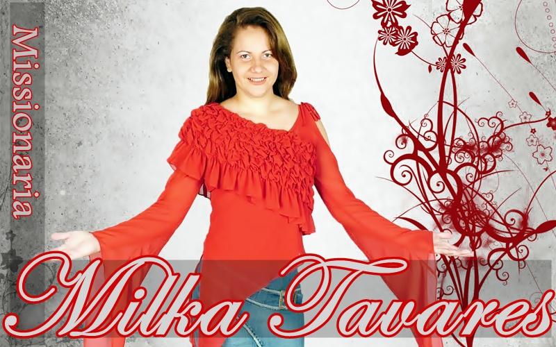 Cantora Milka Tavares
