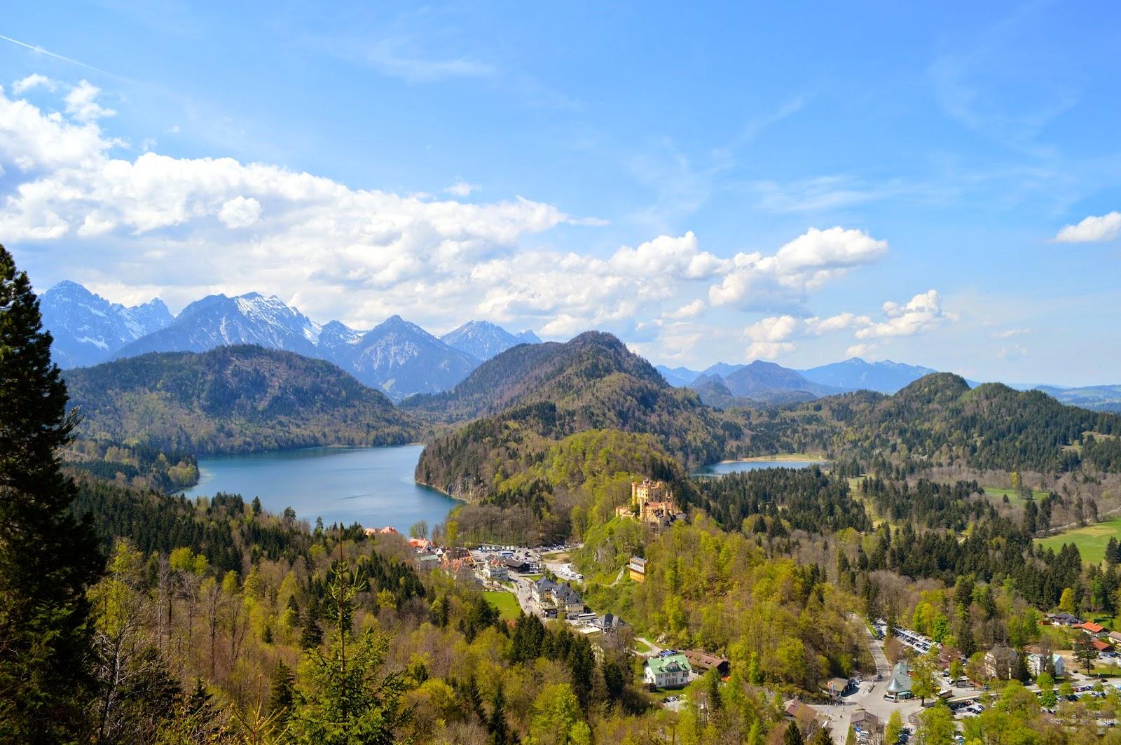 Bavarian Alp Foothills