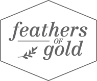 feathers of gold