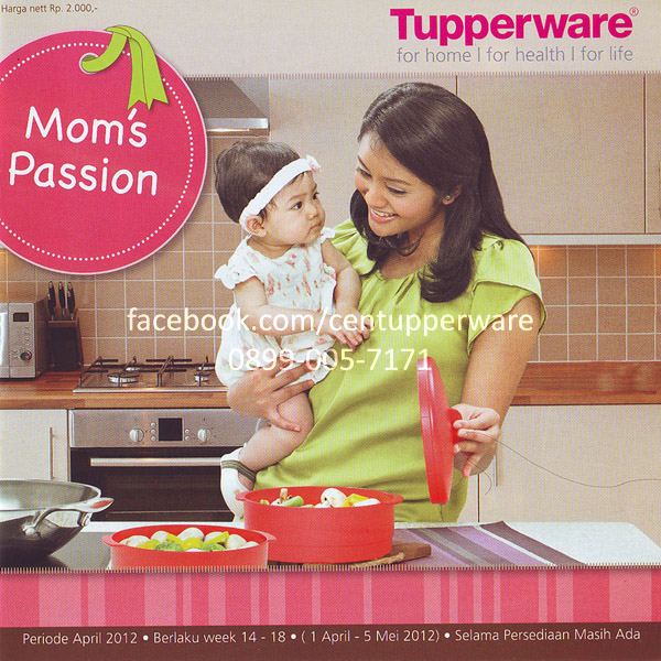 Tupperware Indonesia Promo April 2012