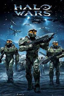 Chiến Tranh Vũ Trụ - Halo Wars