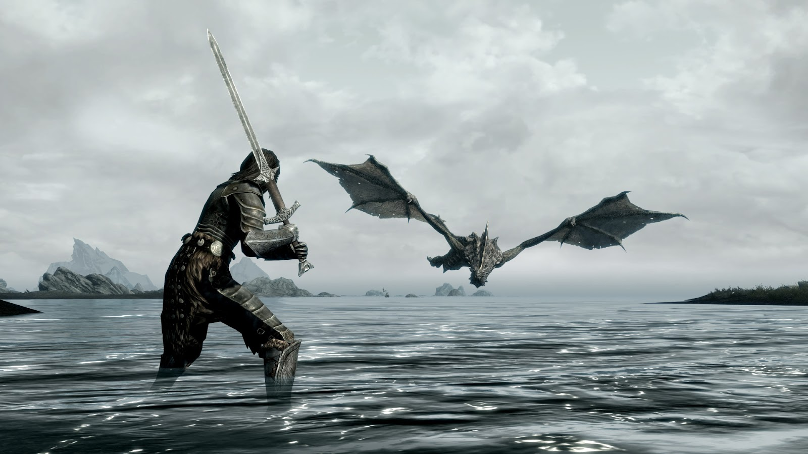 The Elder Scrolls HD & Widescreen Wallpaper 0.166566555605525