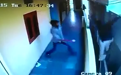 Intentaba Escapar de la Escuela y Termino Matandose