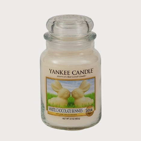 White Chocolate Bunnies  Yankee Candle