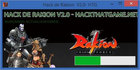 imagen del hack para rakion
