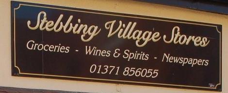 Stebbing Village Stores