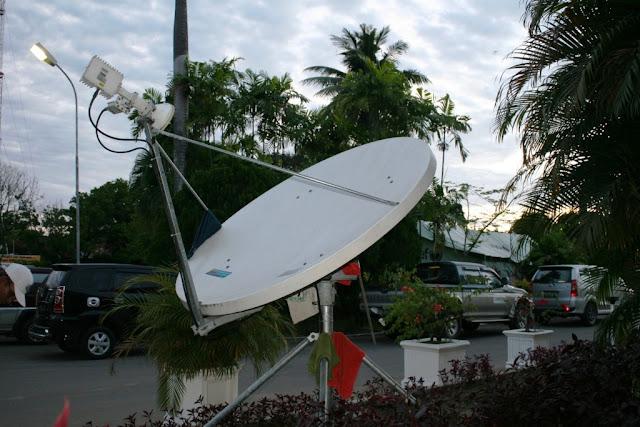 Internet Gratis di Padang Sudah Tersedia