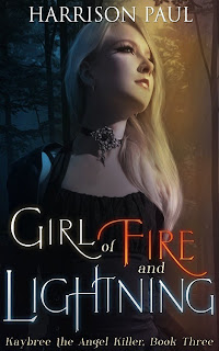 Girl of Fire and Lightning