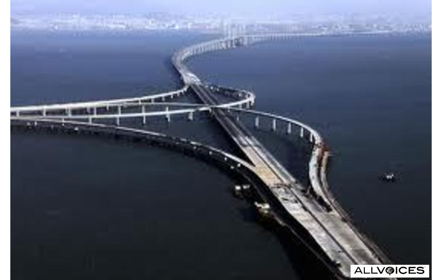 peartreedesigns qingdao haiwan bridge world 39 s longest