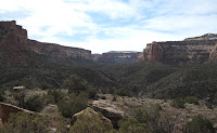 Monument Canyon in Colorado National Monument