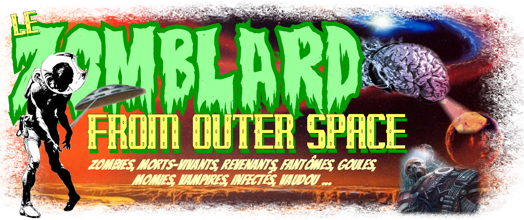 Le Zomblard from outer space