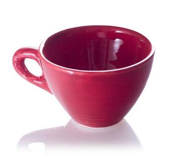 R e f u g i o b o u t i q u e vajilla shabby chic for Tazas cafe con leche