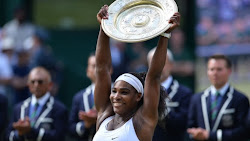 Serena Williams Says She Sings What A Feeling When She Feels She Is Loosing..