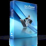 برنامج acdsee video converter لتعديل وتحويل صيغ الفيديو
