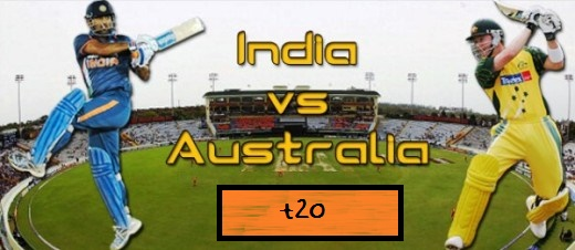 Scorecard of India vs Australia First t20 match