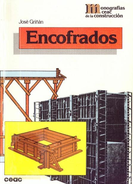 Libros Town Encofrados Jos Gri An Monografias Ceac
