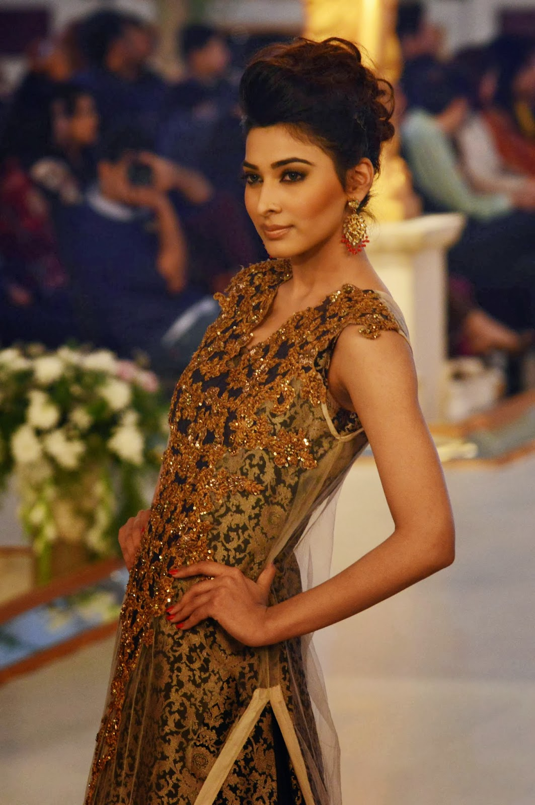 Pantene pakistan fashion week 42