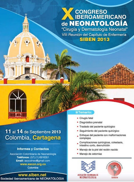 CONGRESO SIBEN 2013 CARTAGENA COLOMBIA