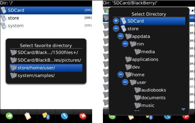 File Zip/ Rar Di Blackberry