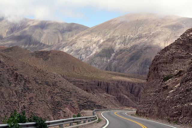 route 52 salinas grandes argentina
