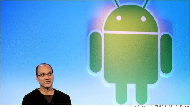 Siapa Pencipta Android yang Sebenarnya?