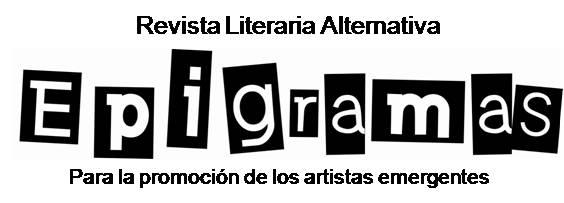 Revista Literaria Alternativa Epigramas