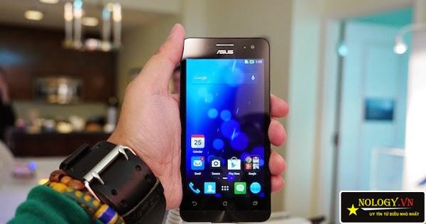Điện thoại giá rẻ Zenfon 5 và Zenfone 4.