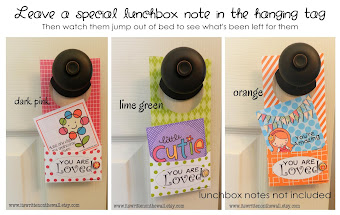 Preschoolers Love Lunchbox Notes Too-Unique Way to Leave Messages