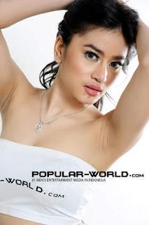 hot Angel Aqilla for Popular World BFN, May 2013