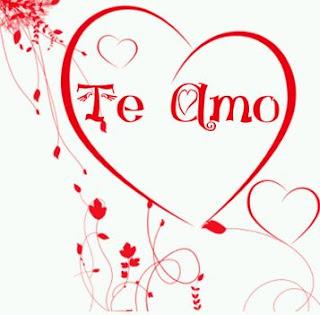 Amor te amo I love you