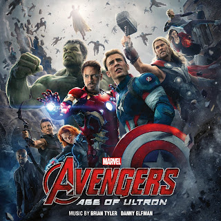 Avengers Age of Ultron Soundtrack composed by Danny Elfman and Brian Tyler