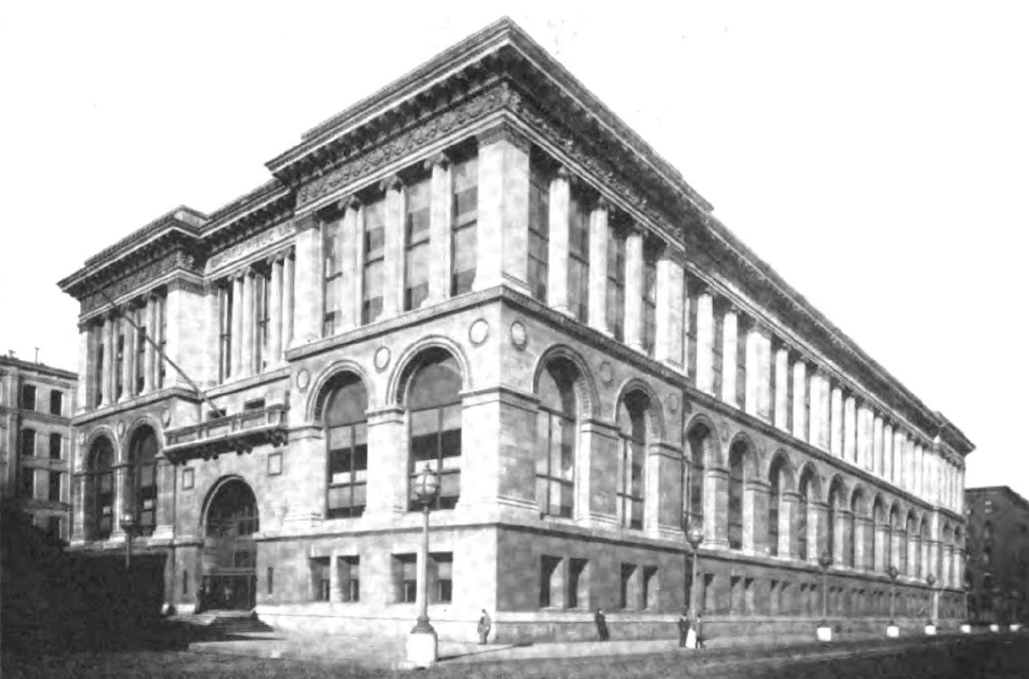 The chicago school library