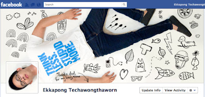 Facebook Timeline Cover Sample