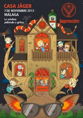 Casa Jäger Malaga 7 de Noviembre 2013