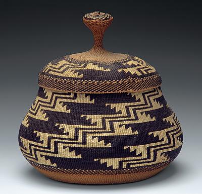 Elizabeth Conrad Hickox Basket