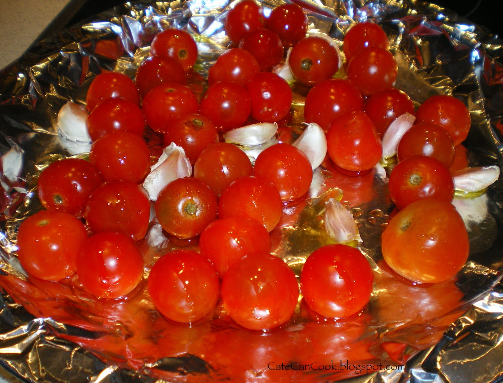 how to cook cherry tomatoes