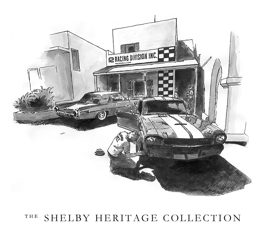 Shelby Heritage Collection