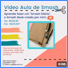 Vídeo Aula Smash